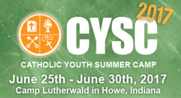 Catholic Youth Summer Camp 2017
