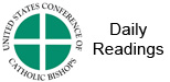 USCCB - Daily Readings